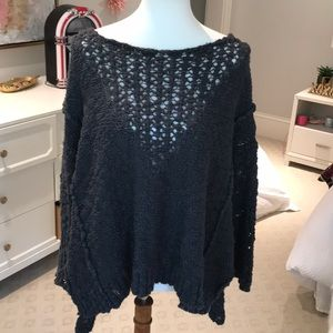 free people sweater!
